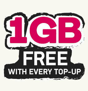 Image of 1GB Offer - PrimeTel